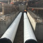 UNB Kinesiology Building - Earth Tubes